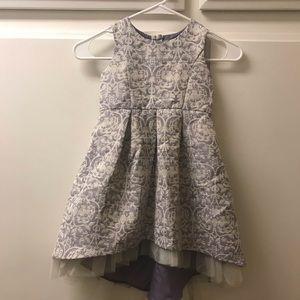 EUC girls party dress